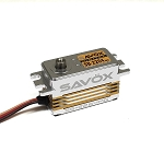 Savox Low Profile HV Brushless Servo